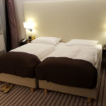 Hotel Radisson Blu Leipzig - Betten