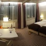 Hotel Radisson Blu Leipzig - Zimmer