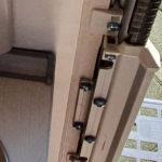 Detail Tür-Ausschnitt
