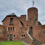 Burg Hengebach in Heimbach in der Eifel