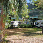 Parzelle auf dem Campingplatz Spiaggia Lunga bei Vieste am Gargano