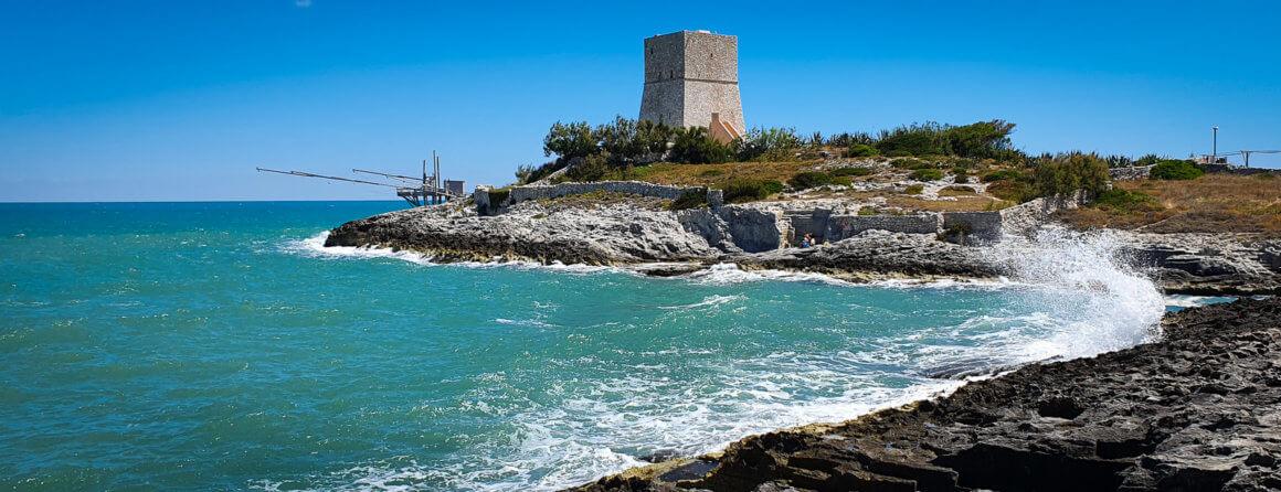 Camping Villaggio Spiaggia Lunga Vieste Gargano Italien