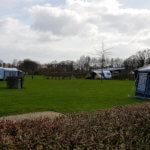 Stellplätze auf dem Campingplätze 't Meulenbrugge in Vorden